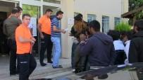 İSTANKÖY - 70 Kaçak Deniz Ortasında Yakalandı