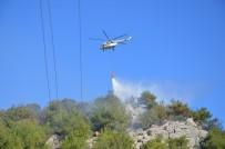 ORMAN İŞÇİSİ - Adana'daki Orman Yangını Söndürüldü