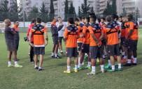 TEKNİK DİREKTÖR - Adanaspor Galatasaray Sınavına Hazırlanıyor