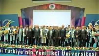 NECATI ŞENTÜRK - Ahi Evran Üniversitesi'nde Akademik Yıl Açılış Töreni