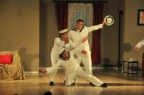 NASREDDIN HOCA - Akşehir'de 'Alo Orası Tımarhane Mi?' İsimli Tiyatro Oyunu Sergilendi