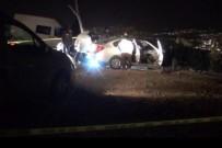POLİS EKİPLERİ - Arabanın İçinde Tabancayla Vurulmuş Halde Bulundu