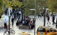 GÜVENLİK ÖNLEMİ - Aydın'da Polis Kışanak Ve Anlı İçin Eylem Yapılmasına İzin Vermedi