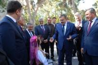 Bakan Eroğlu Burdur'da