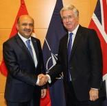 ALMANYA - Bakan Işık, İngiltere Savunma Bakanı Fallon İle Görüştü
