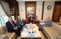 YAŞAR ÖZTÜRK - Bakan Özlü'den Dursunbey'e OSB Müjdesi