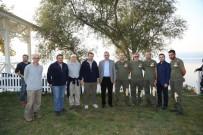 SAPANCA GÖLÜ - Balık Tutma Yarışması Sapanca Gölü'nde Başladı