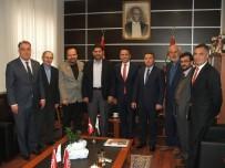 Başkan Acar'dan Konya Barosuna Ziyaret