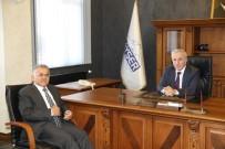 SERBEST BÖLGE - Başkan Büyükkılıç Açıklaması 'Serbest Bölge İç Anadolu'nun Ekonomisine Yön Veriyor'