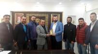ATICILIK KULÜBÜ - Başkan Tutal'a, Avcılık Ve Atıcılık Kulübü'nden Teşekkür