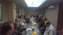 BILECIK MERKEZ - Başkan Yağcı, AK Parti Bilecik Merkez İlçe Başkanlığı'nın Toplantısına Katıldı