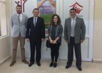 EDİRNE - BM Mülteciler Yüksek Komiserliği'nden Aile Ve Sosyal Politikalar Edirne İl Müdürlüğü'ne Ziyaret