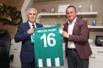 NİLÜFER - Bozbey'den Yeşil Bursa Spor Kulübü'ne Destek