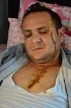 POLİS MERKEZİ - Çalınan Kamyonetini Ararken Bıçaklandı