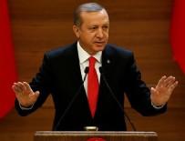 FETÖ TERÖR ÖRGÜTÜ - Erdoğan'dan mağdur edebiyatı yapanlara çok sert sözler