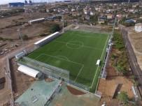 FUTBOL SAHASI - Dilovası Çerkeşli Köyü'nde Futbol Sahası Tamamlandı
