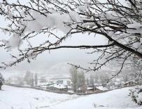HAVA SICAKLIĞI - Doğu Anadolu'da kar bekleniyor