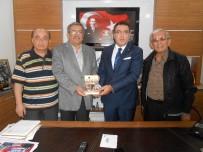 KÜLTÜR BAŞKENTİ - Emirdağ Kültür Sanat Derneği'nden Eskişehirli İş Adamına Ziyaret
