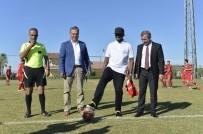 BASKETBOL - Eto'o Avukatların Futbol Turnuvasının Başlama Vuruşunu Yaptı