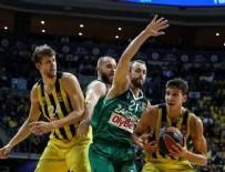BASKETBOL - Fenerbahçe THY Avrupa Ligi'nde Zalgiris'i de yendi