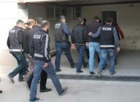 CUMHURIYET BAŞSAVCıLıĞı - FETÖ Soruşturmasında 17 Polis Adliyeye Sevk Edildi