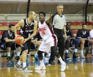 BASKETBOL - Gaziantep Basketbol Evinde Yenildi