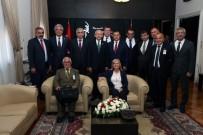 İŞ GÜVENLİĞİ - GMİS Yönetim Kurulu, Kılıçdaroğlu'nu Ziyaret Etti