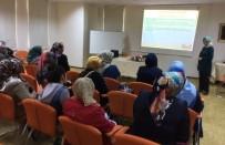 SAĞLIĞI MERKEZİ - Hanımlara Gebelik Eğitimi