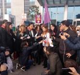 TUTUKLU SANIK - Hemşire Ayşegül Terzi'ye Saldıran Abdullah Çakıroğlu Serbest Bırakıldı