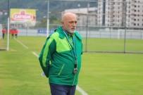 ANTALYASPOR - Hikmet Karaman Açıklaması 'Trabzon'a Üç Puan İçin Gideceğiz'