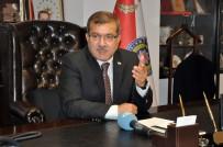 EMNİYET MÜDÜRÜ - İzmir'in Başarılı Emniyet Müdürü Antalya'ya Gidiyor
