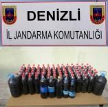 İL JANDARMA KOMUTANLIĞI - Kaçak Şarap Operasyonuna 19 Gözaltı