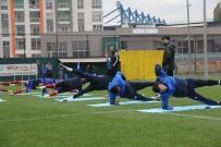 FENERBAHÇE - Karabükspor'da Fenerbahçe Hazırlıkları