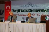 KARADENIZ - 'Karadeniz'in Çanakkale'si' Harşit Savunması Sempozyumu Başladı