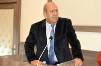 KARAYOLLARI - Karayolları 15. Bölge Müdürü Hüsamettin Özendi;