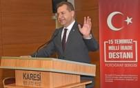 CUMHURİYET HALK PARTİSİ - Karesi Belediye Başkanı Yücel Yılmaz Açıklaması