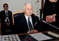 FETÖ TERÖR ÖRGÜTÜ - Komisyon Hüseyin Gülerce'yi dinledi
