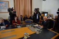 ARAŞTIRMA KOMİSYONU - Komisyon Işık Koşaner'i dinledi
