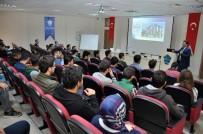 NECMETTİN ERBAKAN - Konya MMO Başkanı Duransoy NEÜ'de Öğrencilerle Buluştu