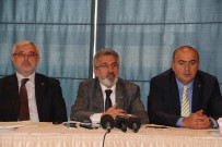 KONYA TICARET ODASı - Konyalı İşadamlarında Kıbrıs'a Aktarmasız Uçuş Talebi