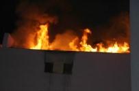 POLİS EKİPLERİ - Kulu'da Ev Yangını