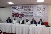 BÜLENT YıLDıRıM - 'Kurtarılmış Suriye'de Eğitim Açıklaması Problemler Ve Çözümler' Konulu Program Düzenlendi