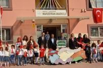 OKUL MÜDÜRÜ - Miniklerden Cumhuriyet Bayramı Kutlaması