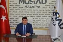SAVUNMA BAKANLIĞI - MÜSİAD Malatya Şube Başkanı Mehmet Balin Açıklaması