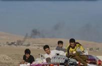 MUSUL - Musul'da Binden Fazla Sivil Kamplara Yerleştirildi