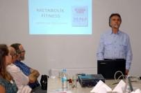 DIYABET - Prof. Dr. Ceyhun Dizdarer, Aydın'da 'Metabolik Fıtness'i Anlattı