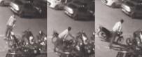 HIRSIZLIK ZANLISI - Seçmece Motosiklet Hırsızlığı Kamerada