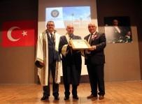 HÜSEYIN ÇAMAK - Seferhisar Belediye Başkanı Soyer'e Fahri Doktora Unvanı