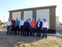 AKÇAALAN - Serik'e Yeni Trafo Tesisleri Yapılıyor