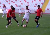 CEBRAIL - Sivasspor gruplara kaldı
